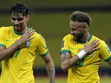Brasilien zeigt sich in der WM-Qualifikation nicht abgelenkt