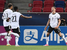 Deutschlands U21 krönt sich zum Europameister