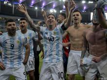 Argentinien gewinnt Copa América