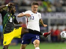 Die USA steht im Halbfinale des Gold-Cup
