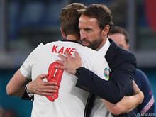 Southgate hofft in WM-Quali auf vollen Fokus seines Stürmers Kane