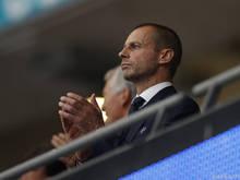 Ceferin sieht die WM-Pläne der FIFA kritisch