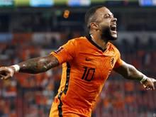 Die Niederlande jubeln über den Sieg