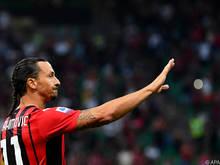 Zlatan Ibrahimovic kehrt in Schwedens Fußball-Nationalteam zurück