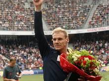 Alex Zickler ließ in Österreich seine aktive Karriere ausklingen