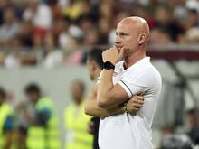 Goran Djuricin muss sich einen neuen Klub suchen