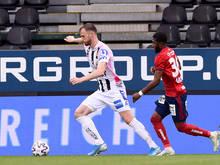 Innenverteidiger wechselt in die Zweite Liga