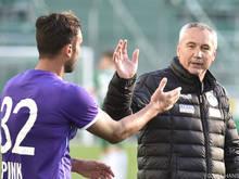 Markus Pink darf weiter von der Bundesliga-Rückkehr träumen