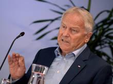 Aufatmen bei ÖFB-Präsident Leo Windtner