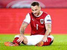 Marko Arnautović will aus China nicht weg