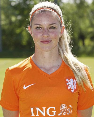 Female Football Players Gallery Photos: Female Football