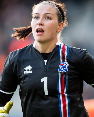 Guðbjörg Gunnarsdóttir