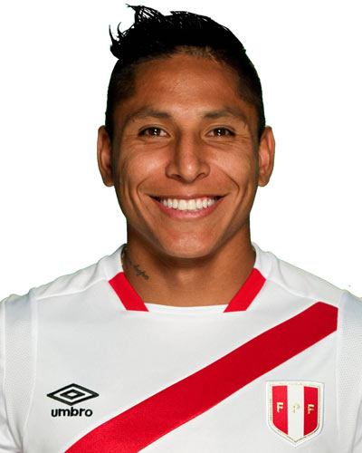 Raúl Ruidíaz