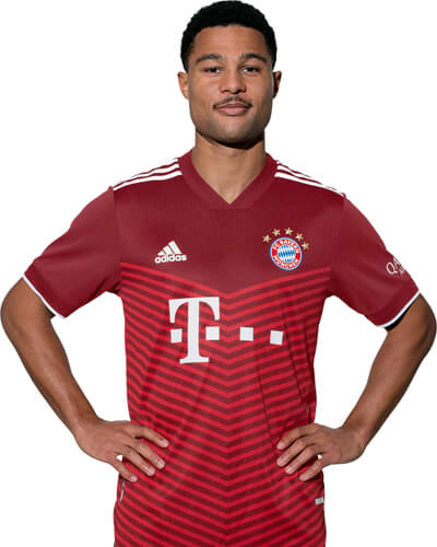 ¿Cuánto mide Serge Gnabry? - Real height 177931