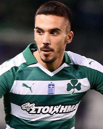 Dimitrios Kourbelis
