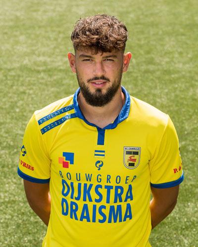 Matthew Steenvoorden