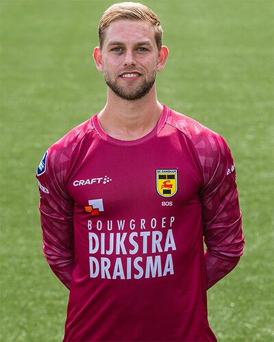 Pieter Bos