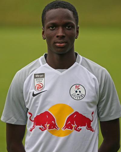 Mahamadou Dembélé