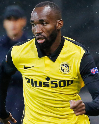 Nicolas Ngamaleu