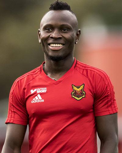 Samuel Laryeal Mensah