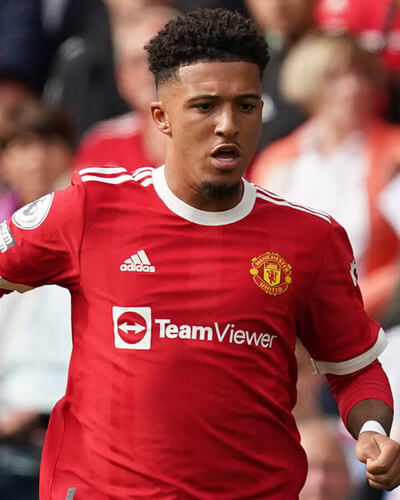 ¿Cuánto mide Jadon Sancho? - Real height 366235