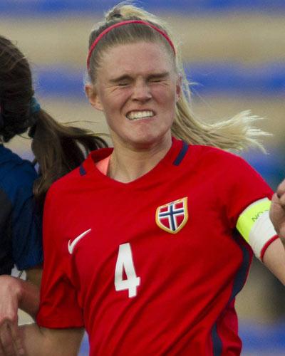 Kristine Bjørdal Leine