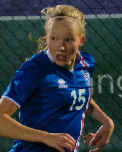 Hlín Eiríksdóttir