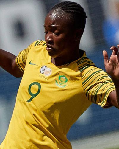Amanda Mthandi