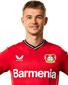 Bayer Leverkusen Daley Sinkgraven trøjer/tøj/Børntrøje