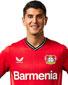 Bayer Leverkusen Exequiel Palacios trøjer/tøj/Børntrøje
