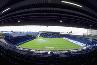 The Hawthorns West Bromwich England