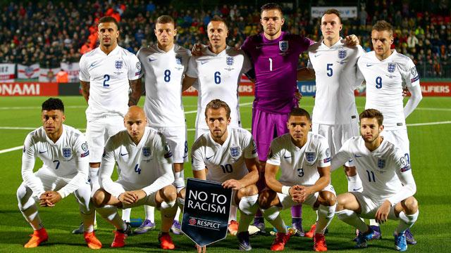 Výsledek obrázku pro england national team