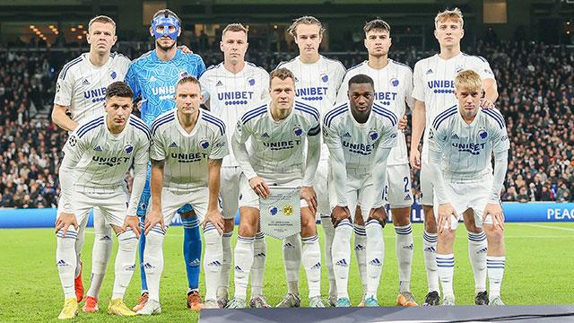 Fc København Squad 20182019