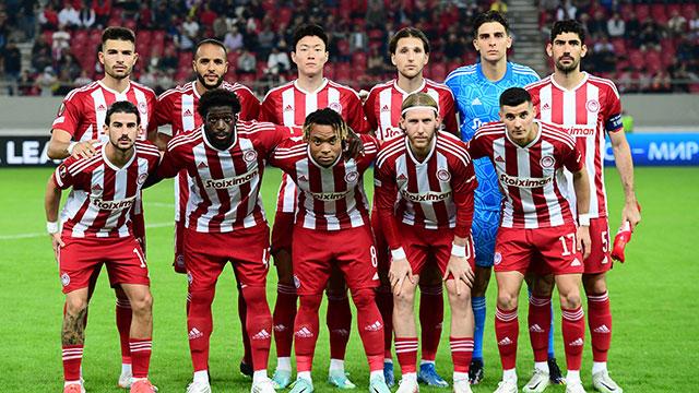 Olympiakos Piraus Squad 2021 2022