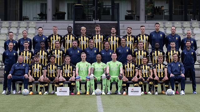 Elftalfoto nederlands elftal 1988 33