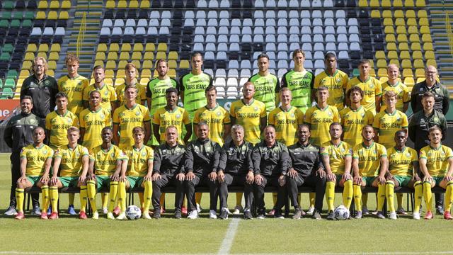 Ado Den Haag Squad 2020 2021