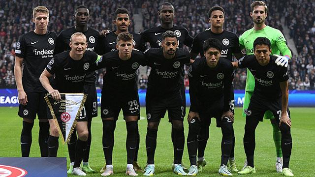 Eintracht Frankfurt » Squad 2019/2020