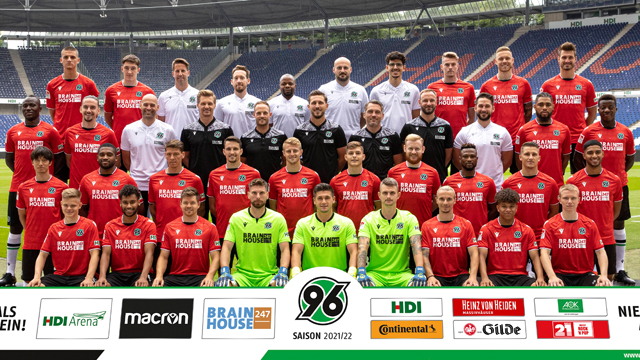 hannover 96 homepage