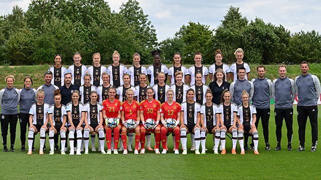 0a51e37f8cc Germany  Women  National Team » Squad Women Friendlies 2019