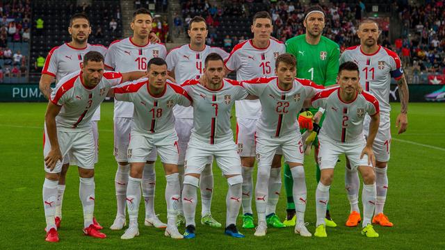Kader Serbien