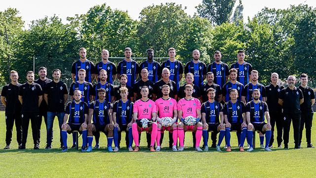 Waldhof Mannheim » Squad 2019/2020