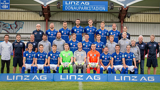 Fc Blau Weiß Linz Squad 20182019