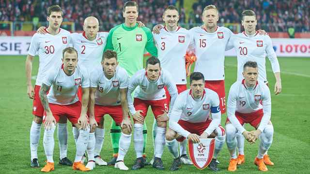 db71a5570 Polonia Squadra nazionale » Rosa Amichevoli 2018