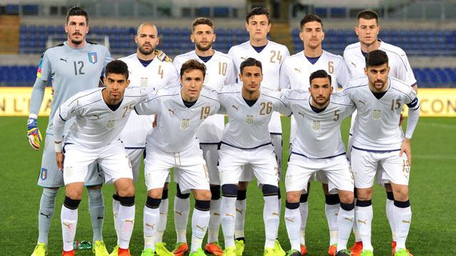 Italienische Nationalmannschaft 2020