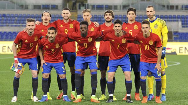 Spanien Kader 2021