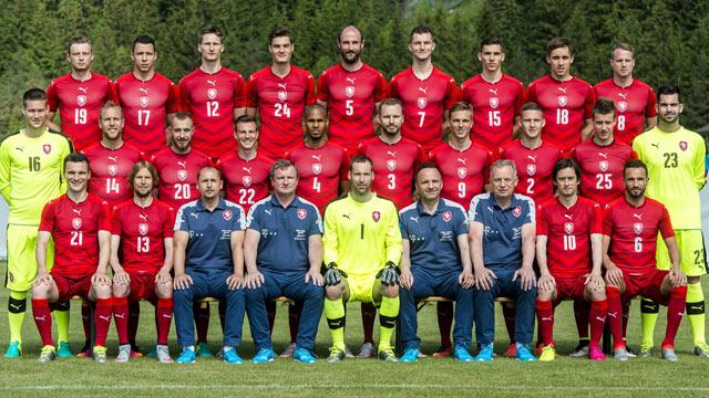 Czech Republic National Team » Squad EURO 2020