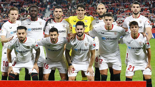 Sevilla » Plantilla 2018/2019
