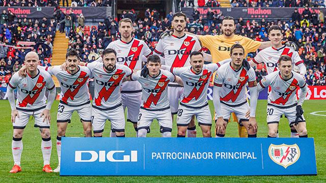 Rayo Vallecano » Squad 2019/2020