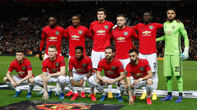 skuat manchester united
