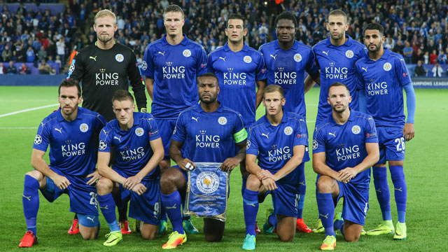 Leicester City » Squad 2018 2019 ceaf888f7